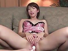 Seira Matsuoka gets master to fuck her shaved pussy hard