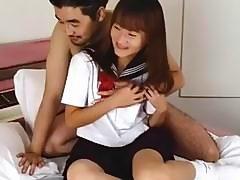 Amazing porn with sexy Mika Machida