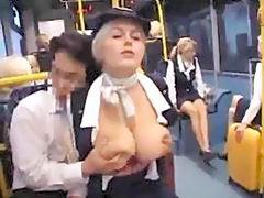 Fantasy Japanese Bus