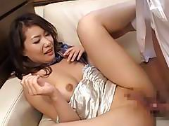 Nasty pussy drilling exercise