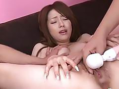 Threesome sex with cutie
