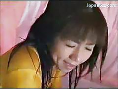 2 Asian Girls Rubbing Licking Tits Pussies Toes Under The Oil Shower
